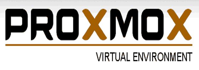 logo de ProxMox VE 4.3