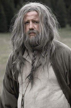 Merlin, fatigué dans ce Livre V